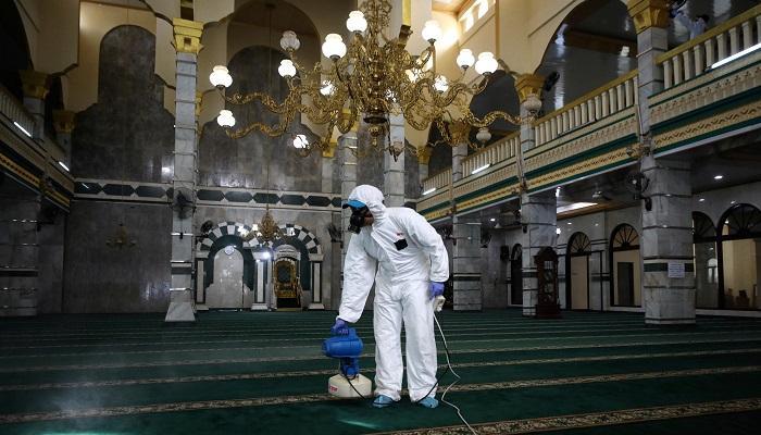 ضمن الشطر الثاني للعملية.. الأوقاف تستعدّ لإعادة فتح مساجد المملكة تدريجيا
