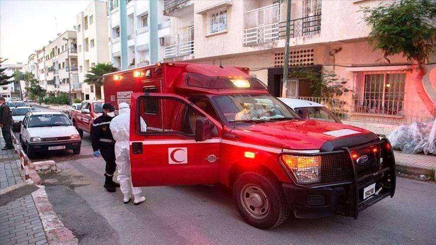 2563 إصابة جديدة مؤكدة بفيروس كورونا  في المغرب خلال 24 ساعة