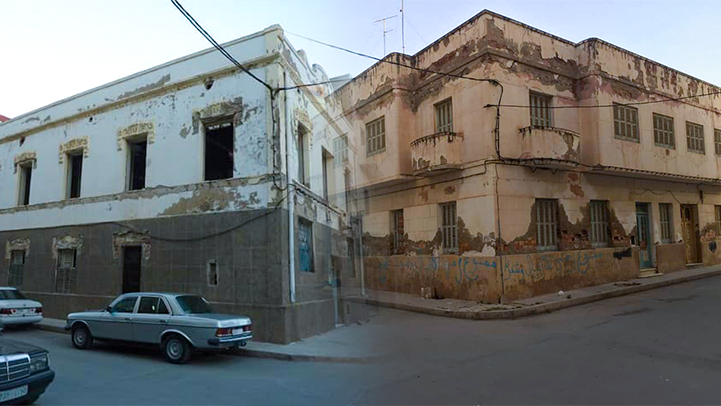 مرزوق الورياشي يوجه نداء للمجتمع المدني من أجل وقف هدم بنايات تاريخية بالناظور وتحويلها لعمارات