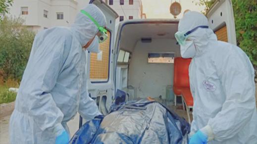 الناظور منذ بداية الجائحة.. تسجل 14 حالة وفاة بسبب كورونا و 6 مصابين يوجدون في الإنعاش حالتهم حرجة