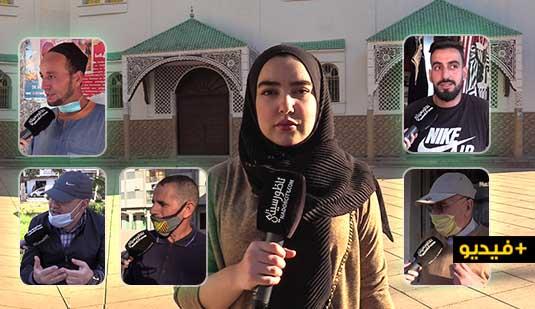 ميكرو شيماء.. عودة صلاة الجمعة في المساجد هذا ما قاله الناظوريون