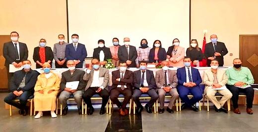 أمينة بوعياش تشرف على تنصيب أعضاء اللجنة الجهوية لحقوق الإنسان بجهة الشرق