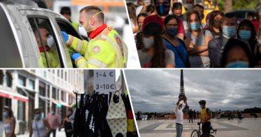 """بلدان أوروبا تتخذ إجراءات صارمة جديدة لوقف """"زحف"""" فيروس كورونا"""