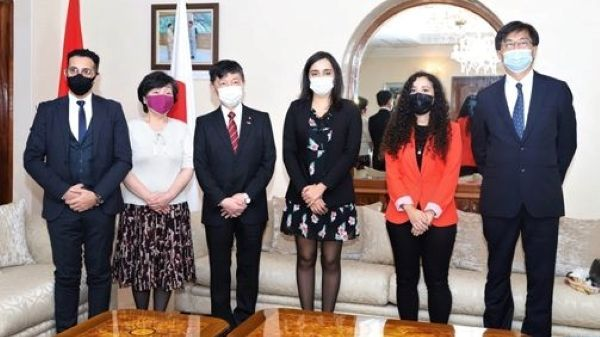"""ثمانية طلبة مغاربة يستفيدون من منحة """"تعليم إدارة الأعمال الإفريقية"""" للدراسة في الجامعات اليابانية"""