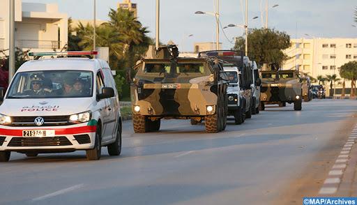 الحكومة تقرر تمديد العمل بتدابير الوقاية من كورونا في الدار البيضاء لمدة 14 يوما إضافية