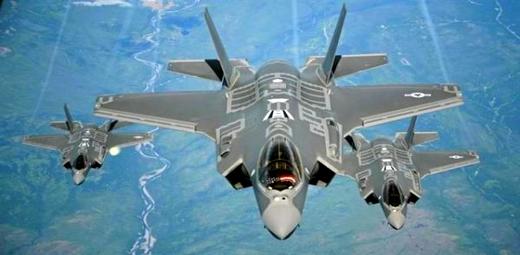 """المغرب يقتني من أمريكا طائرات حربية من فئة """"F35"""" المتطورة والرعب يغلغل داخل الجيش الاسباني"""