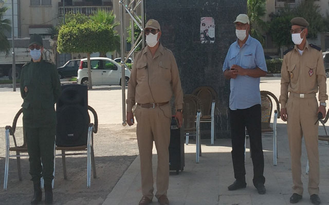 وفاة رئيس منطقة حضرية في وجدة متأثرا بإصابته بفيروس كورونا