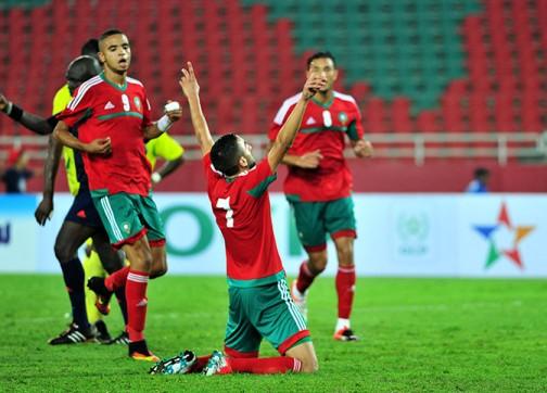 """المنتخب المغربي يحقق قفزة نوعية في تصنيف """"فيفا"""" الجديد"""