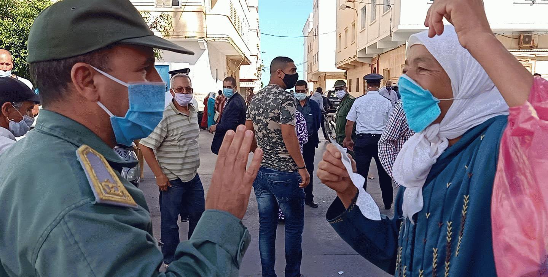 التهريب المعيشي يربك قيادة الاتحاد المغربي للشغل بالناظور