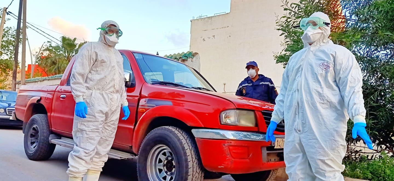 كورونا الناظور.. 61 حالة جديدة مصابة بفيروس كورونا المستجد