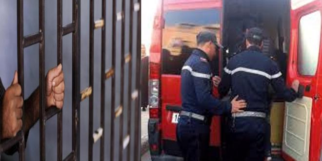 21 سنة سجنا لأمنيين تورطا في مقتل معتقل داخل مخفر الشرطة
