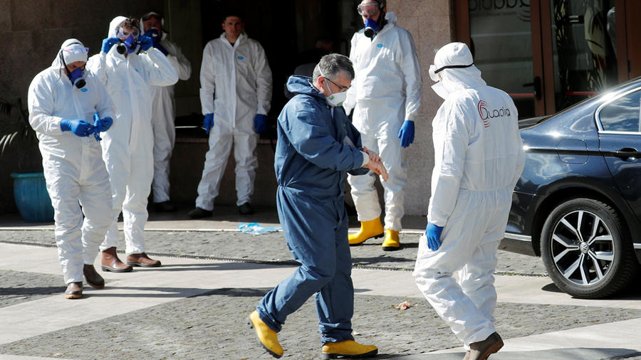 1120 شخصا يتلقون العلاج من فيروس كورونا بمليلية