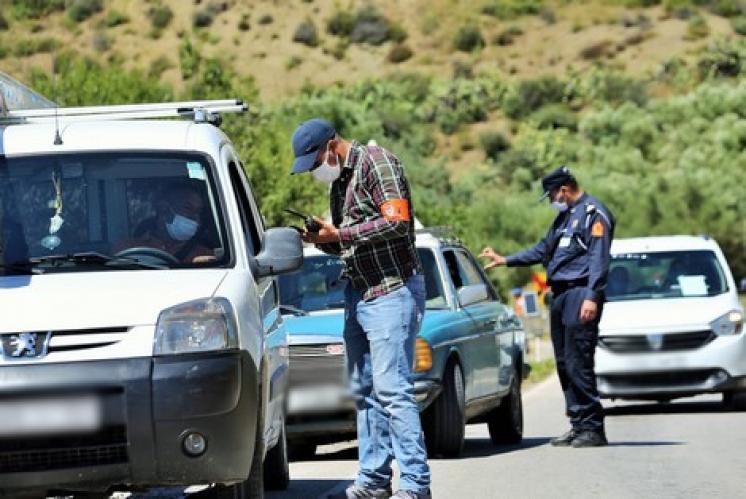 """توقيف أزيد من 624 ألف شخص لعدم وضع كمامات واقية من """"كورونا"""""""