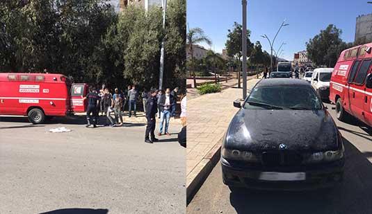 """حادثة سير """"خطيرة"""" ترسل مسنا في حالة حرجة إلى مستشفى الحسني بالناظور"""