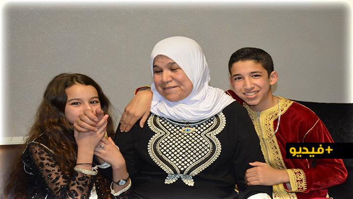 سماح وسفيان وأمهما.. أسرة ريفية مقيمة بألمانيا تختار «الفلوغينغ» على منصة اليوتوب