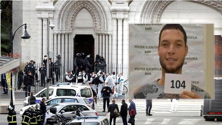صحيفة تكشف صورة منفذ هجوم نيس بفرنسا ومعطيات جديدة حوله