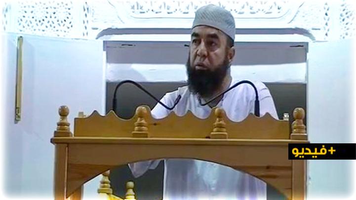 الشيخ نجيب الزروالي .. من لم يَتَّعِظْ بثلاث لم يَتَّعِظْ بشيئ