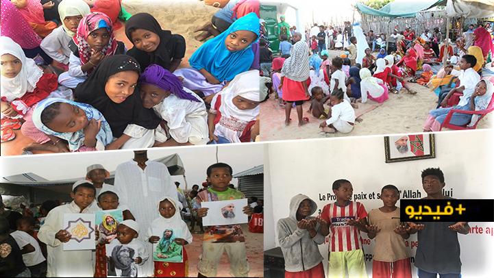 مدغشقر.. مريدو الطريقة الكركرية يحتفلون بالمولد النبوي ويجددون ولائهم للملك محمد السادس
