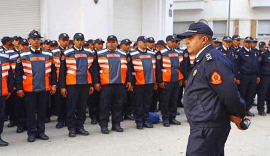 مديرية الأمن الوطني تعلن مباراة لتوظيف ما يناهز 8 آلاف شرطي جديد