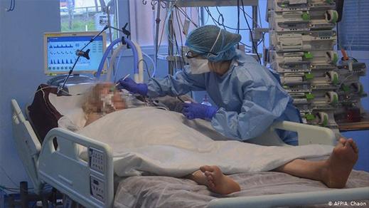 مصحة خاصة تطالب بمبلغ خيالي لمريض مصاب بكورونا توفي داخل قسم الإنعاش