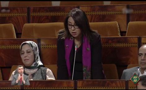 """البرلمانية سعدي تسائل وزير الصحة عن مآل تقرير """"تغيّب"""" عشرات الأطباء عن مستشفى الحسيمة"""
