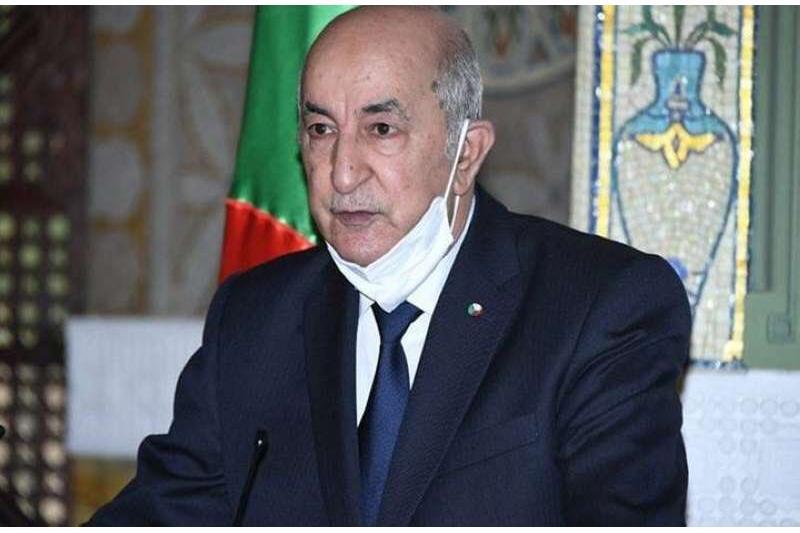 الرئيس الجزائري المصاب بكورونا يوجّه رسالة لملوك ورؤساء العالم من داخل المستشفى