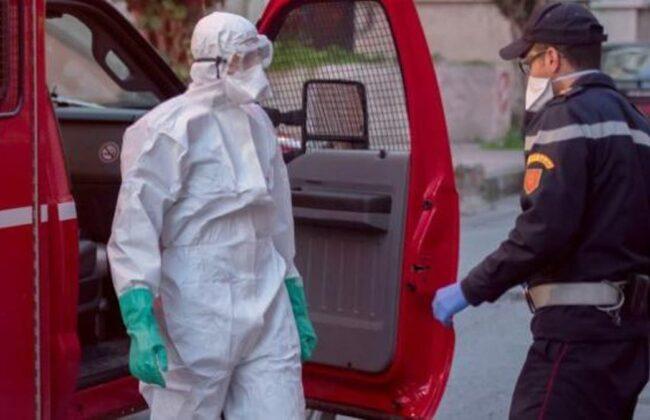 5461 إصابة جديدة مؤكدة بفيروس كورونا بالمغرب خلال الـ24 ساعة الأخيرة