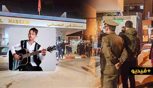 اعتقال الفنان إلياس احوذري بعد مشادات مع حارس أمن بمستشفى الحسني