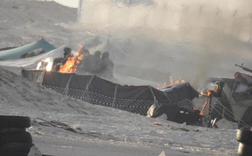 """الجيش المغربي يدمّر """"أسطول"""" البوليساريو بصواريخ مضادة للدروع"""