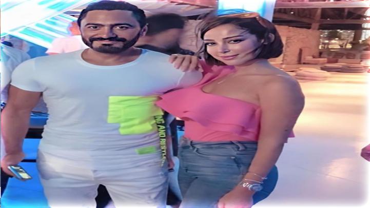 المغربية بسمة بوسيل تعلن انفصالها عن تامر حسني