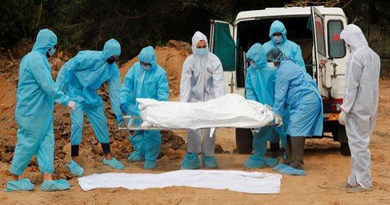 الوفيات بسبب فيروس كورونا تتجاوز عتبة المليون و 300 ألف شخص