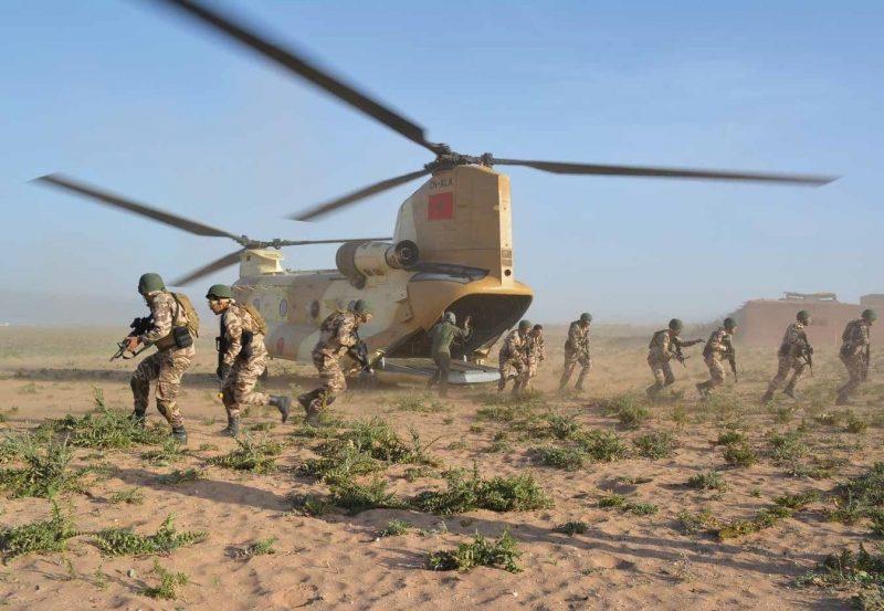 """الكركرات.. """"تعليمات عليا"""" بجعل القوات الجوية والمدفعية """"مستعدّة"""" والمهندسون يواصلون التأمين"""