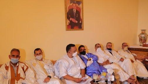 عملية الكركرات.. شيوخ القبائل الصحراوية المغربية يدعمون جهود المغرب لإعادة الحركة إلى المعبر