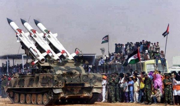 هذا هو العتاد العسكري الذي تخطط البوليساريو مواجهة المغرب به
