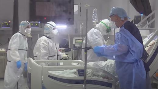 المنظمة الديمقراطية للشغل بالناظور تطالب بتقديم الدعم للأطر الطبية بمستشفى الحسني