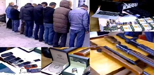 مخدرات وأسلحة نارية.. تفكيك شبكة دولية تنشط في تبيض الأموال في العقارات بالمغرب