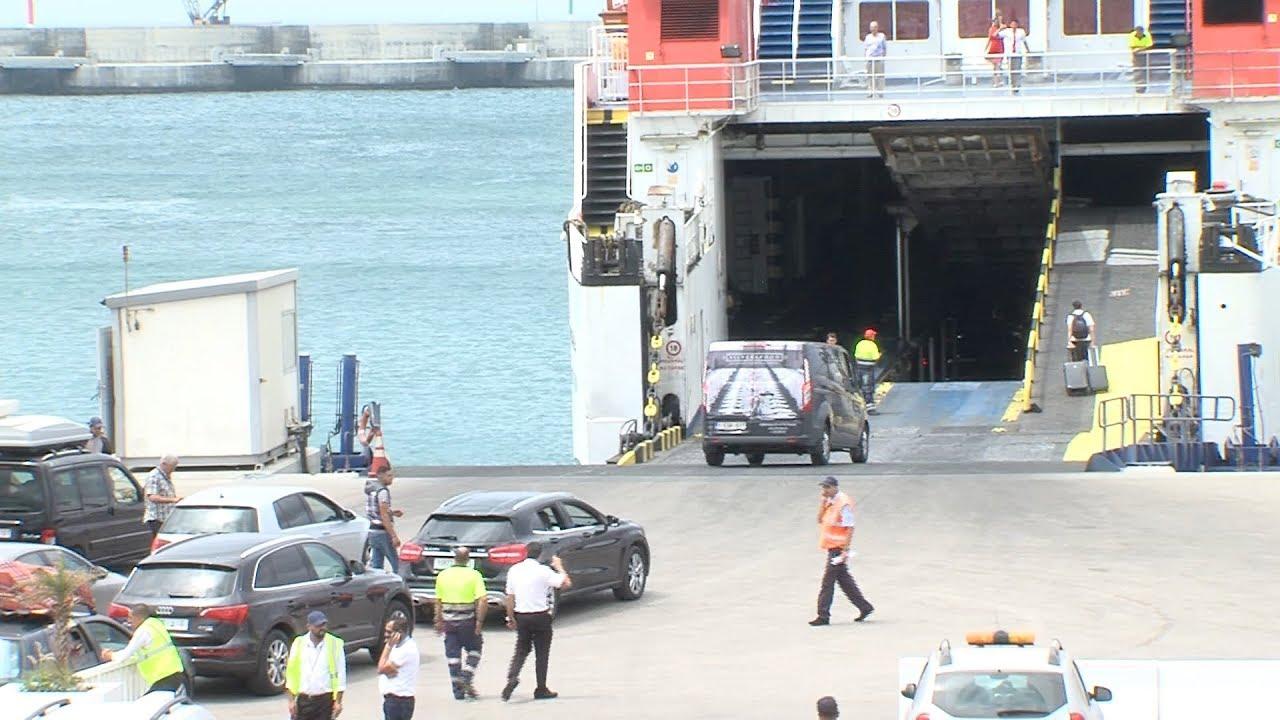 خط بحري جديد لنقل الركاب والبضائع بين المغرب وجزر الكناري