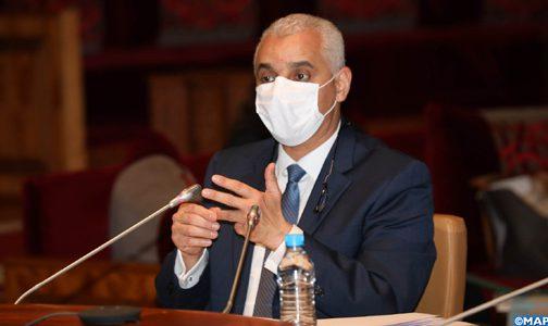 وزير الصحة يحذر المصحات الخاصة من طلب الشيك كضمانة مقابل تقديم العلاج للمرضى