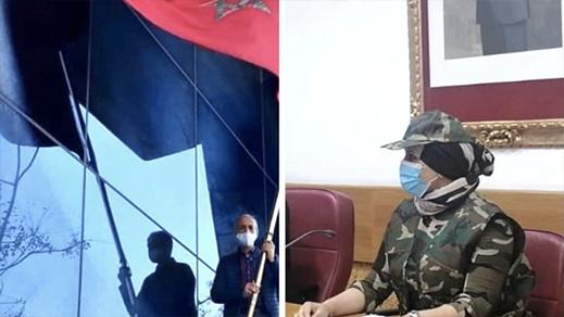 إسبانيا ترحل الإنفصالية التي تزعمت الهجوم على القنصلية المغربية إلى مخيمات تيندوف