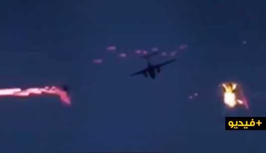 هذه حقيقة إسقاط البوليساريو لطائرة حربية تابعة للقوات المسلحة الملكية