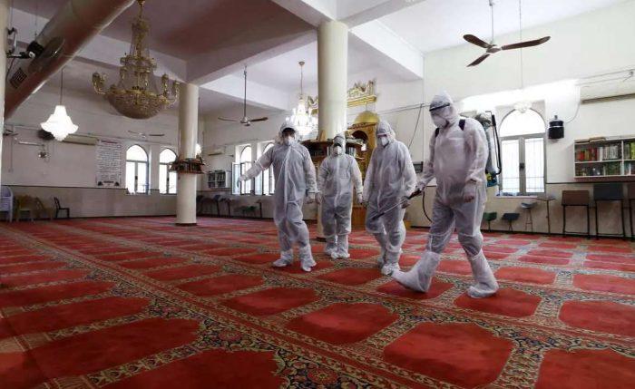 الناظور.. فتح 22 مسجدا بعد أن تم إغلاقها بسبب انتشار الجائحة