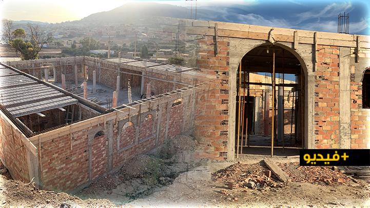 """نداء من أجل المساهمة في إتمام أشغال بناء مسجد """"الرحمة"""" بالناظور"""