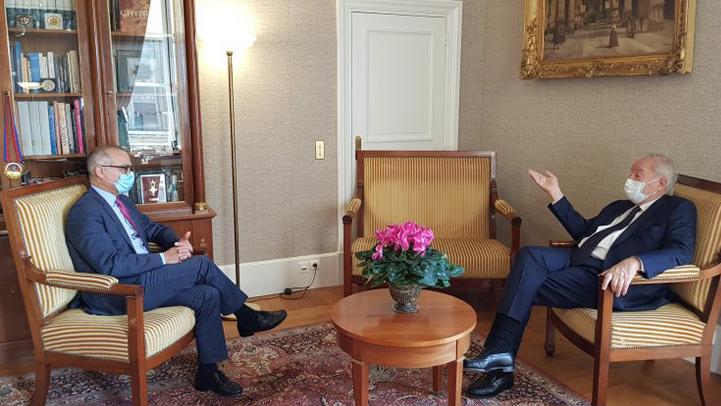 مسؤول بارز في البرلمان الفرنسي: نساند المغرب الذي هو أفضل حليف لنا في القارة الإفريقية