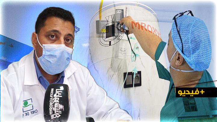 الهلالي: تم توفير مزود للأوكسجين ينتج أزيد من 400 لتر في الدقيقة بمستشفى الناظور