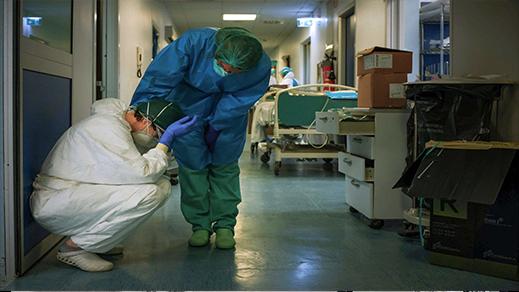 الفيروس يتسلل لخلية اليقظة بإقليم الدريوش.. إصابة طبيبين رئيسيين بكورونا