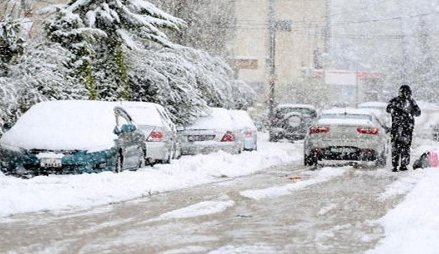نشرة انذارية.. تساقطات ثلجية وطقس بارد في العديد من المناطق إبتداء من يوم غد الأربعاء