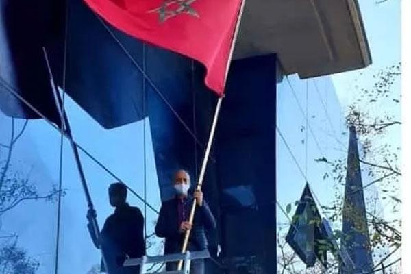 """حقوقيون إسبان يدخلون على خط """"اقتحام"""" مرتزقة تابعين للبوليساريو مقر قنصلية المغرب بفالنسيا"""