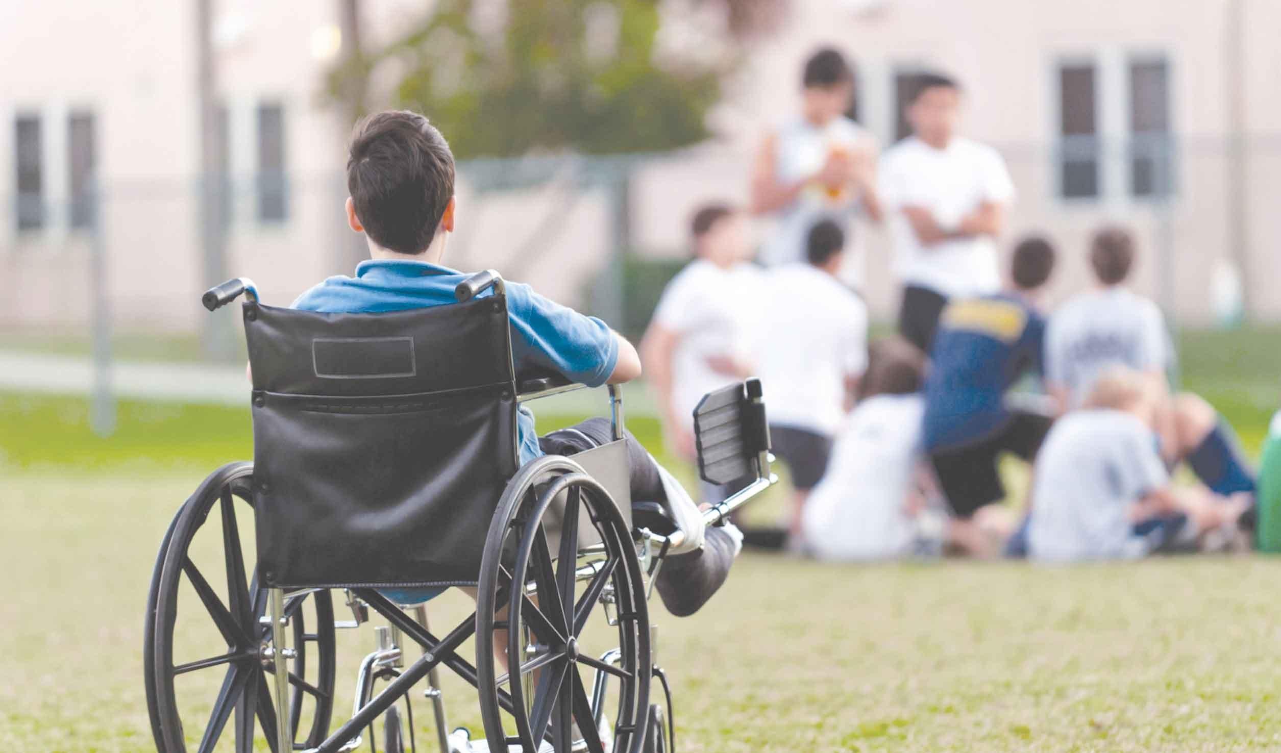 إحداث مركز بالناظور لإيداع طلبات الحصول على شهادة الإعاقة