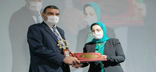 تتويج الدكتور محمد الفايد بجائزة غلوبال العالمية ضمن فعاليات النسخة الخامسة بمراكش