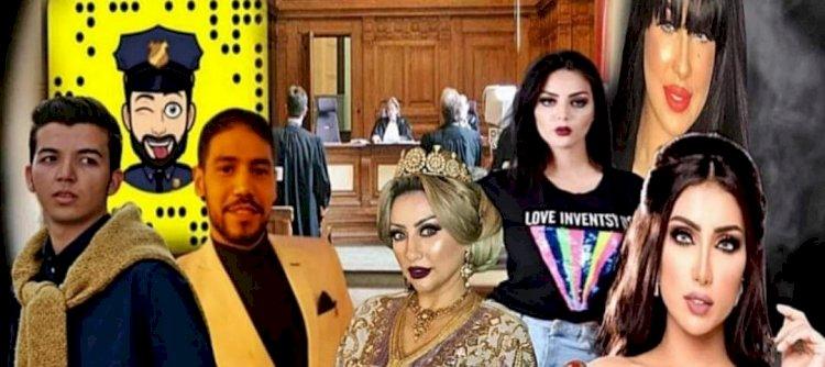 قضية حمزة مون بيبي تدخل اطوارها الجديدة داخل المحكمة